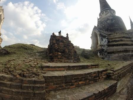 Wat Phra Sri Sanphet in Ayutthaya | © Courtesy of Kelly Iverson