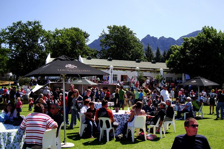 Lourensford Market, Cape Town