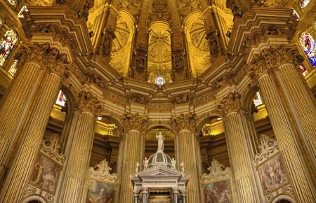 Málaga Cathedral interior   © Bert Kaufmann/Flickr