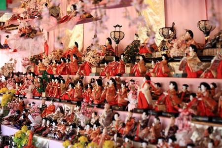 Hina dolls for the Hinamatsuri    © TANAKA Juuyoh / Flickr