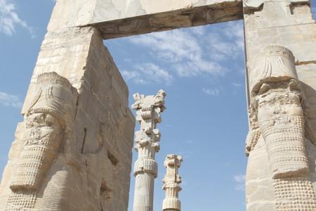The ancient city of Persepolis | ©  reibai / Flickr