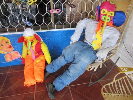 Marimonda, an effigy of the Barranquilla Carnival