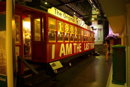 Museum of Transport and Technology, Auckland, NZ | © Samuel Mann/Flickr