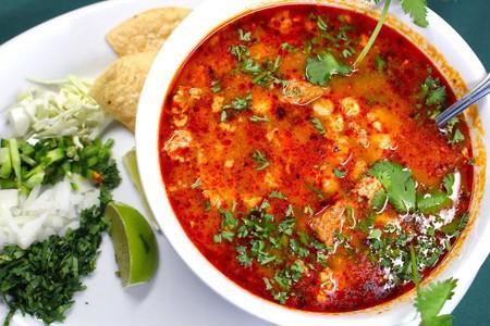 Pozzole | Courtesy of AJUÚA Mexican Grill