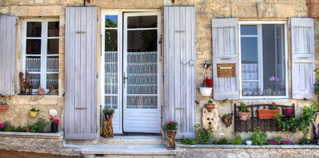 Ansouis home │© decar66 / Flickr