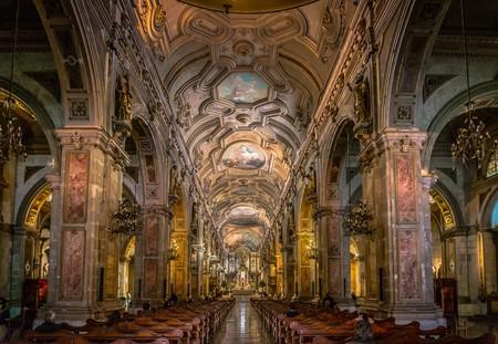 Catedral Metropolitana de Santiago © GameOfLight