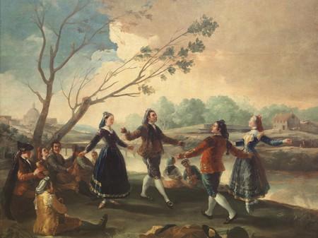 A painting by Francisco Goya featuring the Manzanares River | © Francisco De Goya/Museo del Prado/Wikipedia