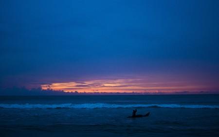 Sunrise on the Marina | © Balaji