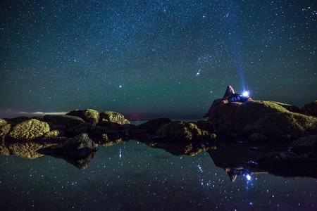 'Floating Through The Universe'   © Kieran Duncan