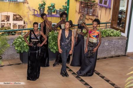 Vaishali Creations designs at the Kenya Fashion Awards | © RadekArtPhoto