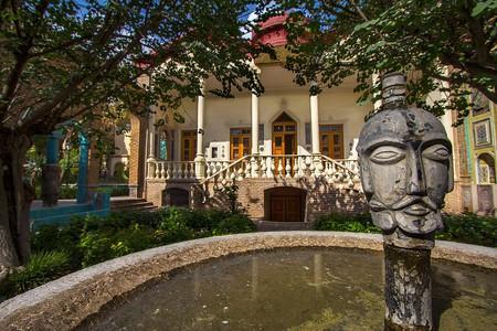 Moghadam Museum | © Kiantavakoli / Wikimedia Commons