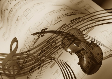Music notes © Pixabay