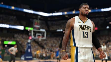 A still from NBA 2K17. | Courtesy 2K.