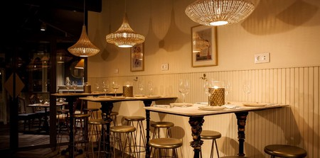 Madrid's restaurants have some seriously instagrammable decor │© PAIPÁI Restaurant