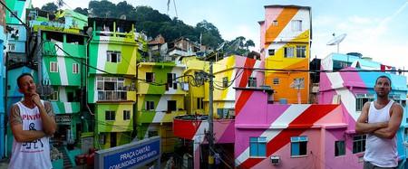 Favela painting project | WikiCommons