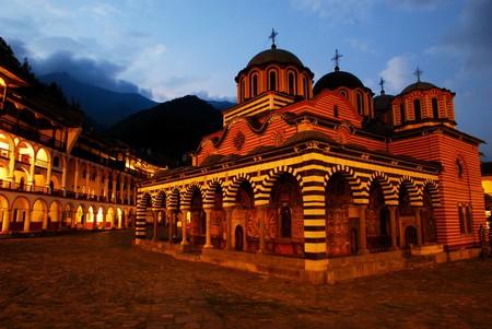 Rila Monastery, Bulgaria | © Pixabay