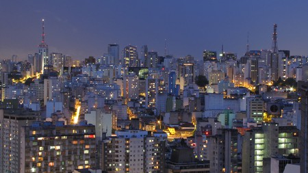 São Paulo City | © Julio Boaro/Flickr