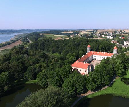 Panemune Castle   © Steveo89/Wikimedia Commons