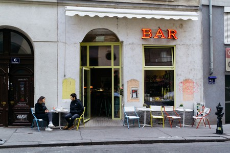 Restaurant in Neubau