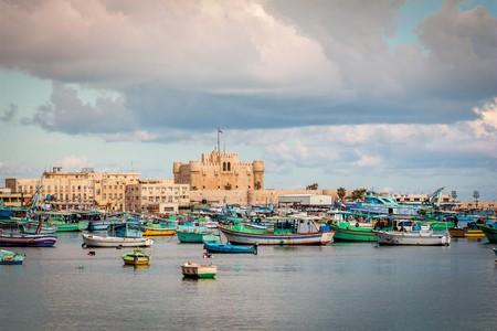 Alexandria Castle, Egypt | ©Yasser El Dershaby / Shutterstock