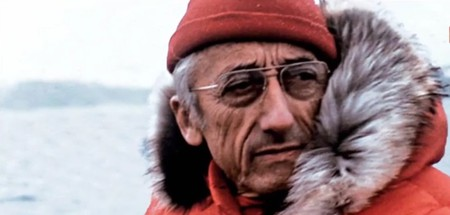 Still from documentary 'Cousteau Capitaine Planète' │ Courtesy of France2