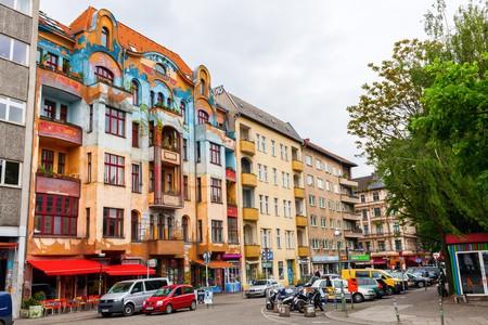 Street view in the Berlin district Kreuzberg   © Christian Mueller / Shutterstock