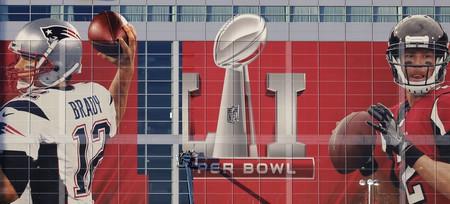 The New England Patriots and Atlanta Falcons meet in Super Bowl LI | © Shutterstock