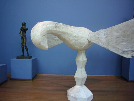 Sculpture Exhibition at the National Museum of Romanian Art | ©  Ted Drake / Flickr
