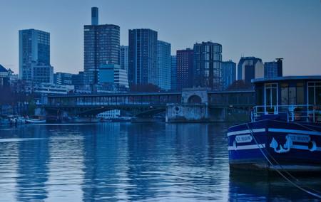 The Seine and the Pont Bir-Hakeim │© Zoltán Vörös / Flickr