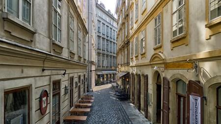 Hidden streets in Vienna |  © tpsdave / pixabay