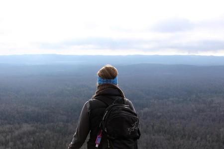 Voyageur Trail (Robertson Cliff)   © Laura Paskevics