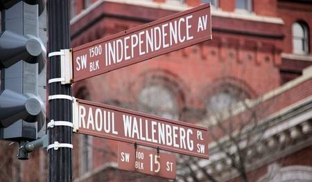 Raoul Wallenberg Street