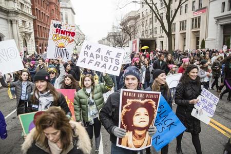Women's March protesters. | © Amanda Suarez/Culture Trip