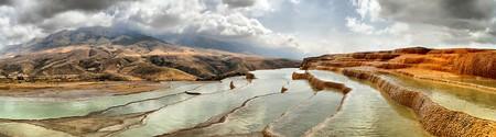 Badab-e Surt |© Samaee / Wikimedia Commons