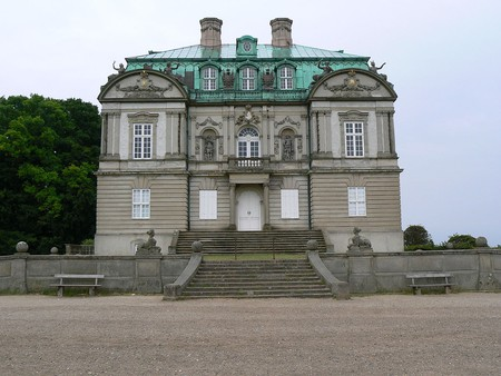 The Hermitage Palace | © Hemmingsen  / Wikimedia Commons