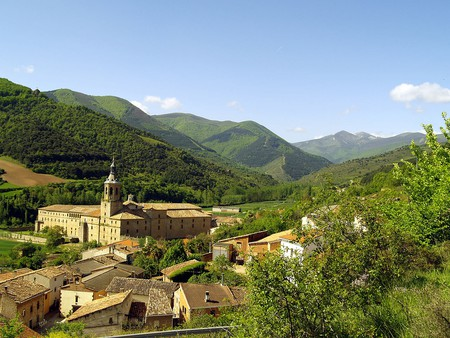 Valle de San Millán, Basque Country, Spain | © Cenobio / Wikimedia Commons