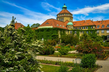 Munich's Botanical Gardens
