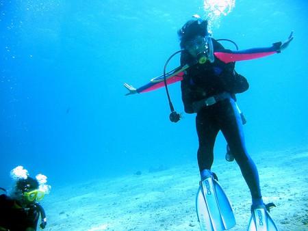 Diving in Menjangan, Bali | © Peter Vazquez / Flickr