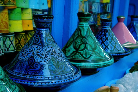 Tagine pots   © Shinta Bonnefoy/Flickr