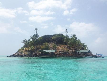 One of Providencia's small  Islands © mafo souza/Flickr