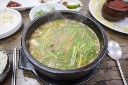 Dwaeji gukbap, a Busan speciality   © Mr. Kototo / Flickr