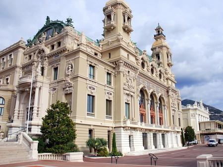 Monaco Opera House | © Roland Turner / Flickr