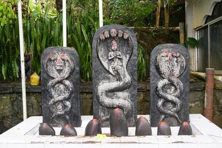 Hindu Temple in Mauritius | © Tom Ward/FlickR