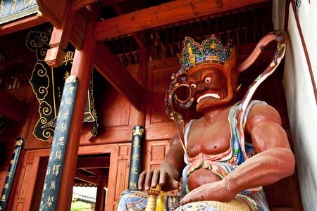 Xingjiao Temple (兴教寺)|©Tom Thai/Flickr