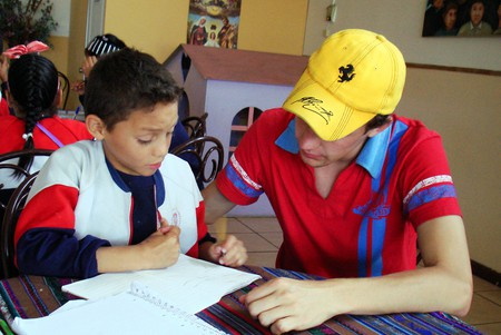 Volunteering in Quito | © Pete/Flickr
