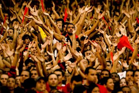 Flamengo fans |© Pedro Kirilos | Riotur