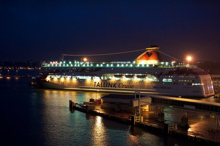 Tallink Ferry | ©Ilya/Flickr