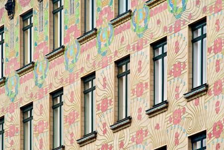 Otto Wagner Apartment | © piotr iłowiecki/Flickr