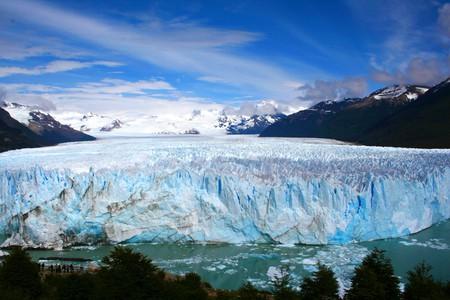 Front view of the Perito Moreno Glacier | © pclvv/Flickr
