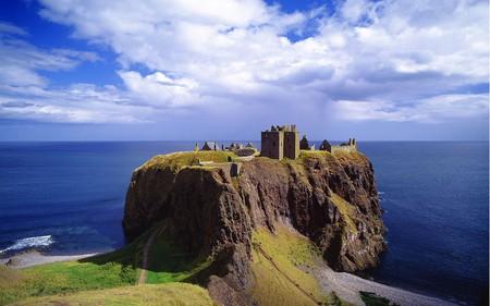 Dunnottar Castle | © 一元 马/Flickr